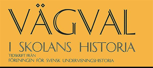 vagval-tidskrift-undervisningshistoria-2015