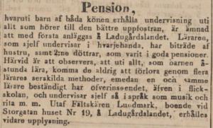 Bernhardsson ill
