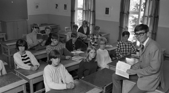 Nr 4 / 2015  Tre skolämnens väg och ett beslut som förändrade skolan