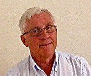 Mats Ekholm maj 2016
